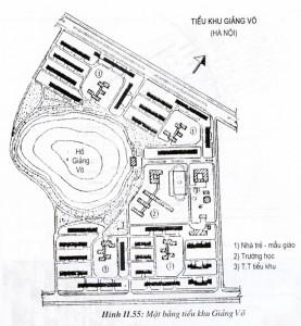 Điều tiết quy hoạch xây dựng trên đất tiểu khu tập thể cũ ở Hà Nội